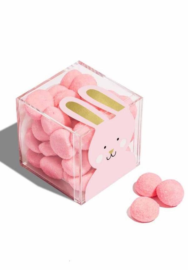 Ostern Geschenke Rosa Bonbons