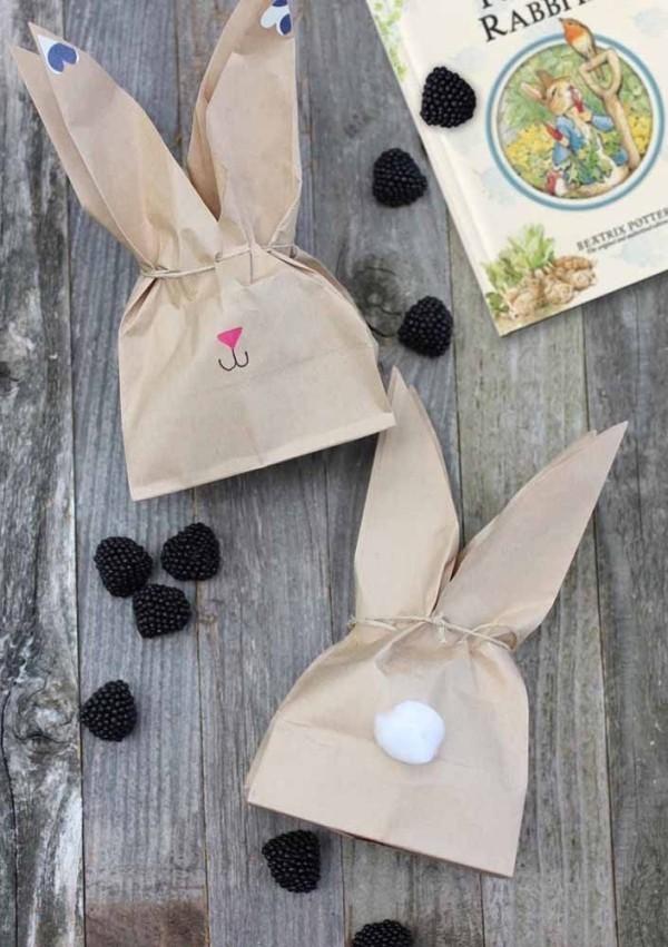 Ostern Geschenke Tolle Tüten mit Schmuck