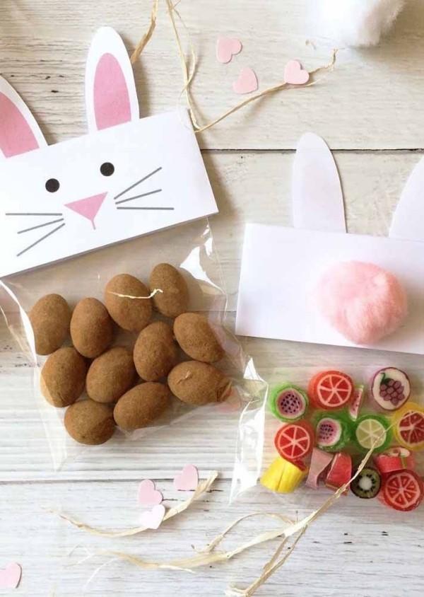 Ostern Geschenke leckere Pralinen