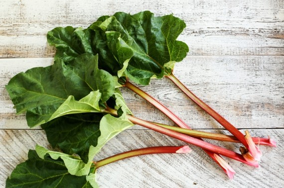 Rezepte mit Rhabarber und Erdbeeren Frühlingsrezepte Rhabarber