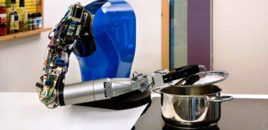 Roboter Köche werden bald unser Brot backen, Kaffee brauen und Salat machen