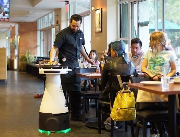 Roboter Köche werden bald unser Brot backen, Kaffee brauen und Salat machen penny restaurant roboter
