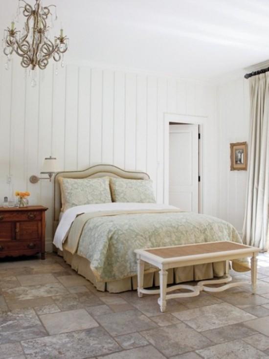 Schlafzimmer Ideen auf dezente Farbpalette setzen