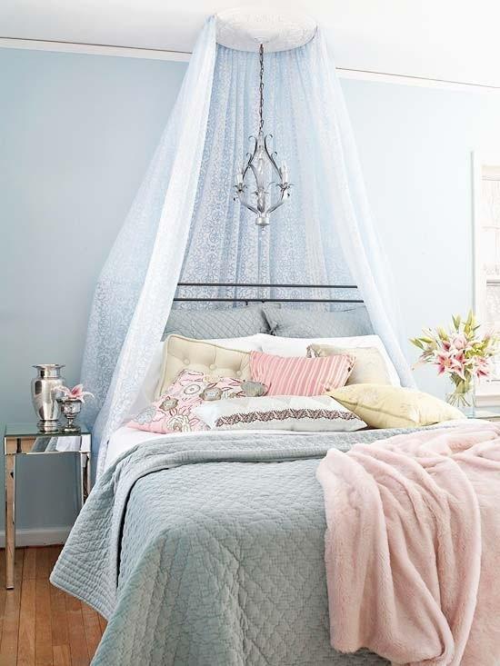 Schlafzimmer Ideen für mehr Romantik und Gemütlichkeit