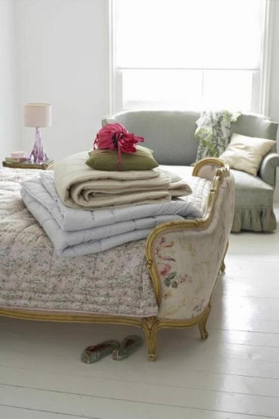 Schlafzimmer Ideen frische Farben