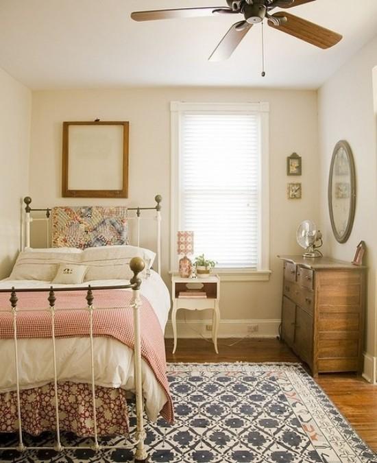 Schlafzimmer Ideen im Shabby Chic
