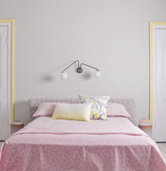 Schlafzimmer Ideen im minimalistischen Stil