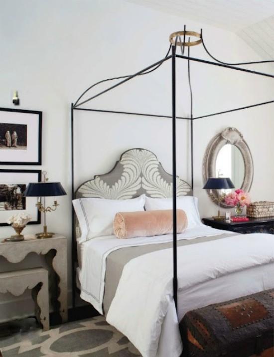 Schlafzimmer Ideen klassisches Design