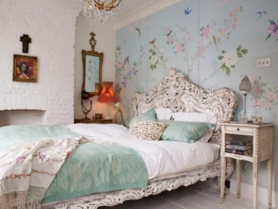 Schlafzimmer Ideen muster