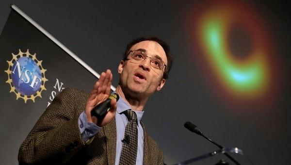 Schwarzes Loch von M87 zum ersten Mal fotografiert doeleman veröffentlichung live