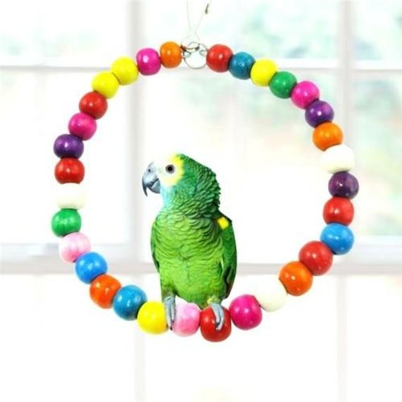 Spielzeug für Wellensittiche basteln Vogelspielzeug und Zubehör