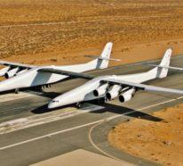 Stratolaunch, das größte Flugzeug der Welt, besteht Testflug mit vollem Erfolg