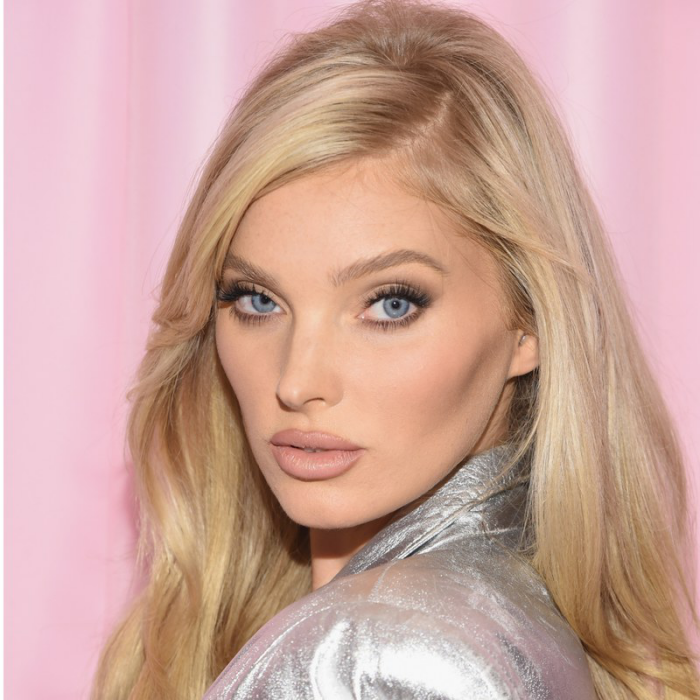 Trendy Haarfarben 2019 Antique Gold Model Elsa Hosk