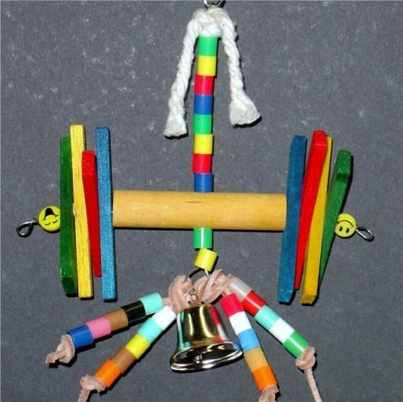Wellensittich Spielzeug Vogelspielzeug und Zubehör
