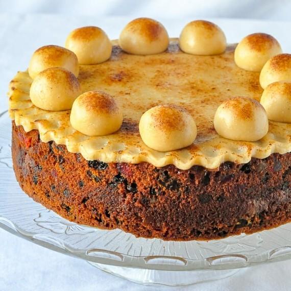 englischer Früchtekuchen Rezept Kuchen Muttertag