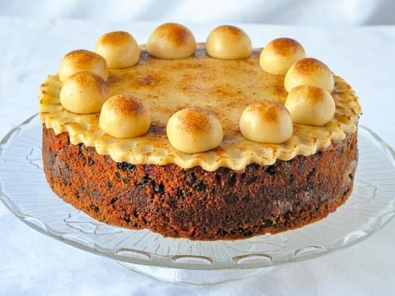 englischer Früchtekuchen backen Rezept Kuchen Muttertag