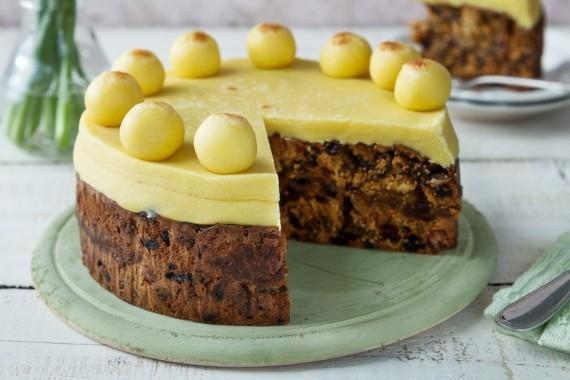 englischer Früchtekuchen backen Rezept Kuchen zum Muttertag