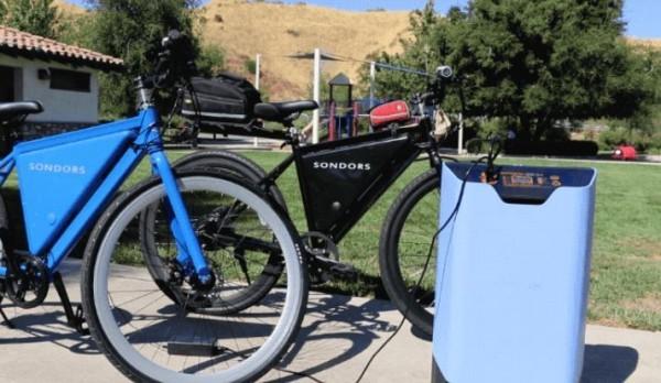 elektro Fahrrad Innovation