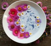 10 Essbare Blüten für ein ganz besonderes, kulinarisches Erlebnis!