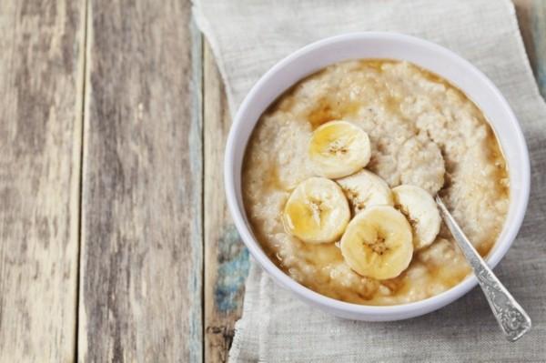 haferflocken bananen gegen frühjahrsmüdigkeit