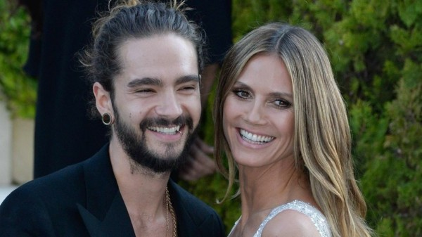 heidi klum und tom kaulitz 2018 international cannes film festival
