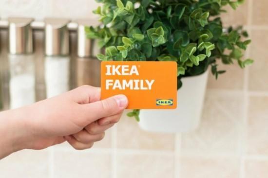 ikea family karte beantragen und clever einrichten