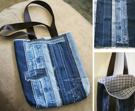 jeans upcycling tasche anleitung