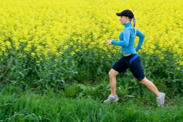 jogging frühjahrsmüdigkeit