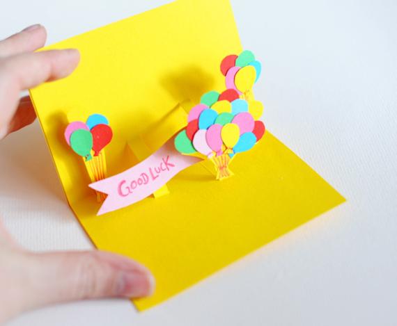 kreative Einladungskarten gestalten 3D Design