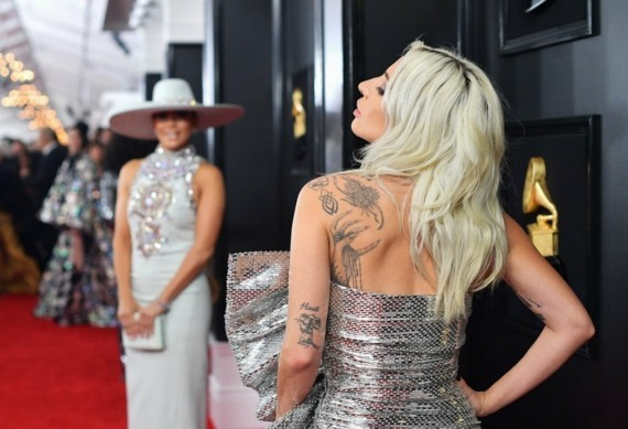 lady gaga tattoos Haus
