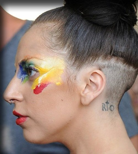 lady gaga tattoos rio
