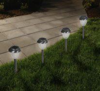 Suchen Sie das Salz in der Suppe? – LED Garten Beleuchtungen setzen Akzente