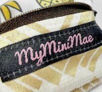 Personifizierte Textiletiketten ganz einfach online gestalten