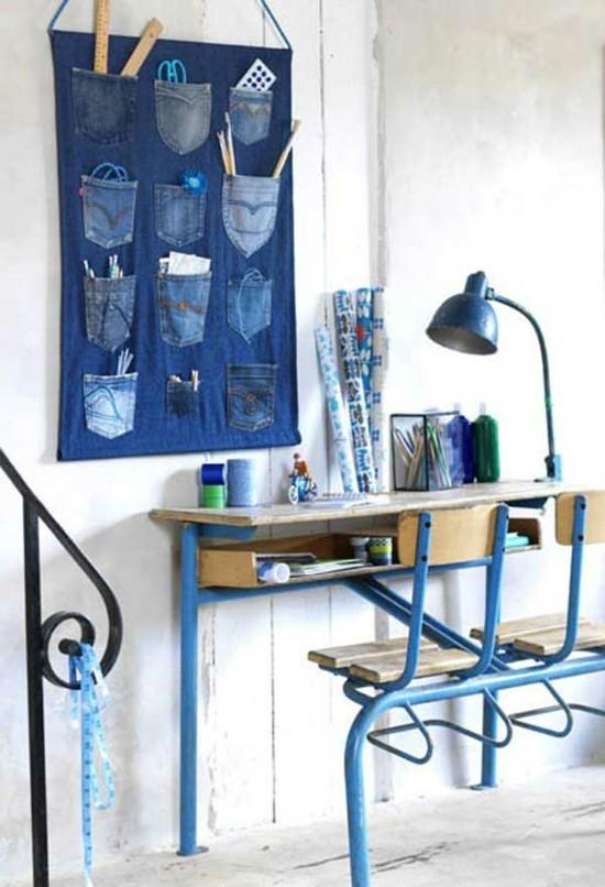 60 Originelle Jeans Upcycling Ideen zum Nachmachen