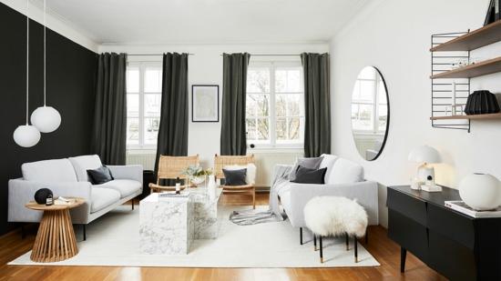 slow living wohnzimmer einrichtungsideen