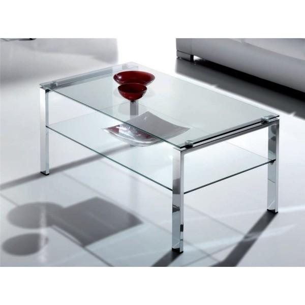 toller tisch aus glas kaffeetisch