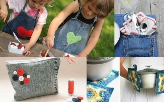upcycling jeans ideen zum nachmachen