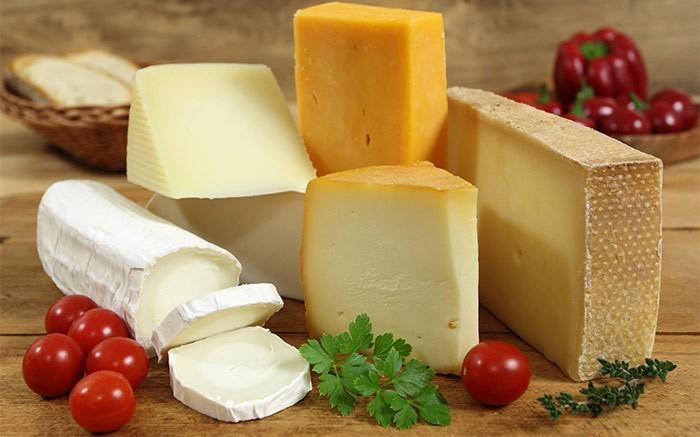 viele tolle Käsesorten