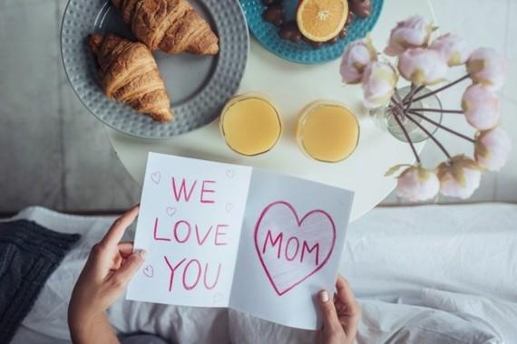 wann ist Muttertag 2019 DIY Geschenke Muttertag DIY Karte