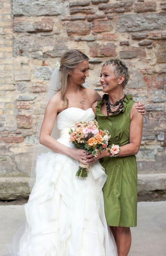 55 festliche Kleider zur Hochzeit für Brautmütter und wichtige Tipps mutter in grün