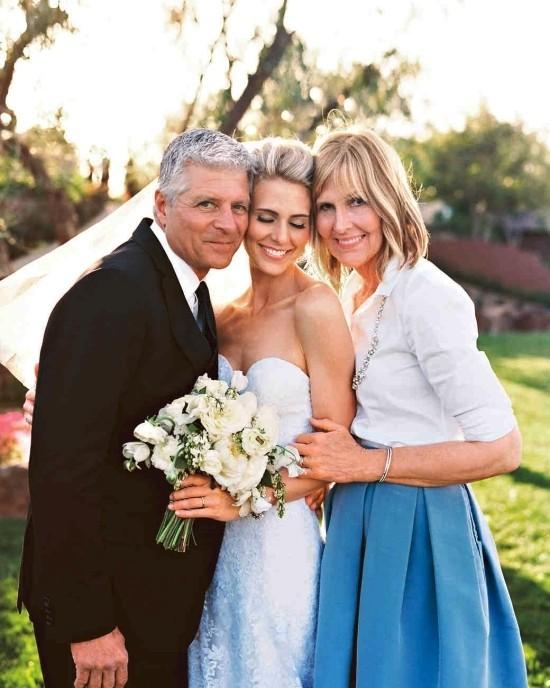 55 festliche Kleider zur Hochzeit für Brautmütter und wichtige Tipps weiß und blau kleid zweiteilig mutter