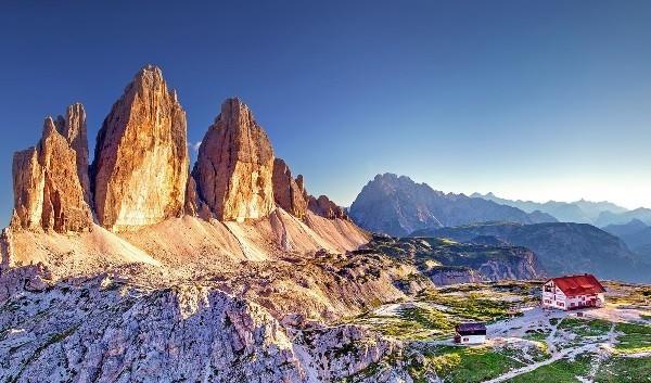 Alpen Feinkost aus Südtirol probieren und ein Stück Natur nach Hause holen alpenweit drei zinnen berge