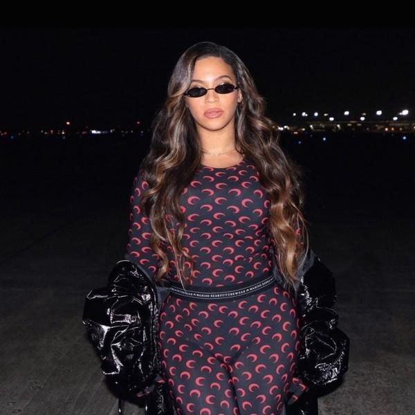 Beyoncé tolles aktuelles Outfit