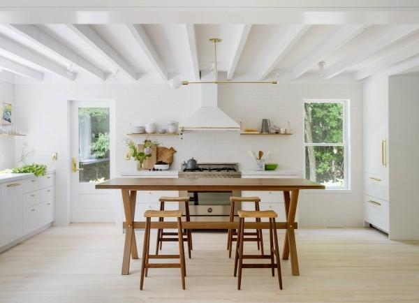 Eleganter Tisch Küchentrends 2019