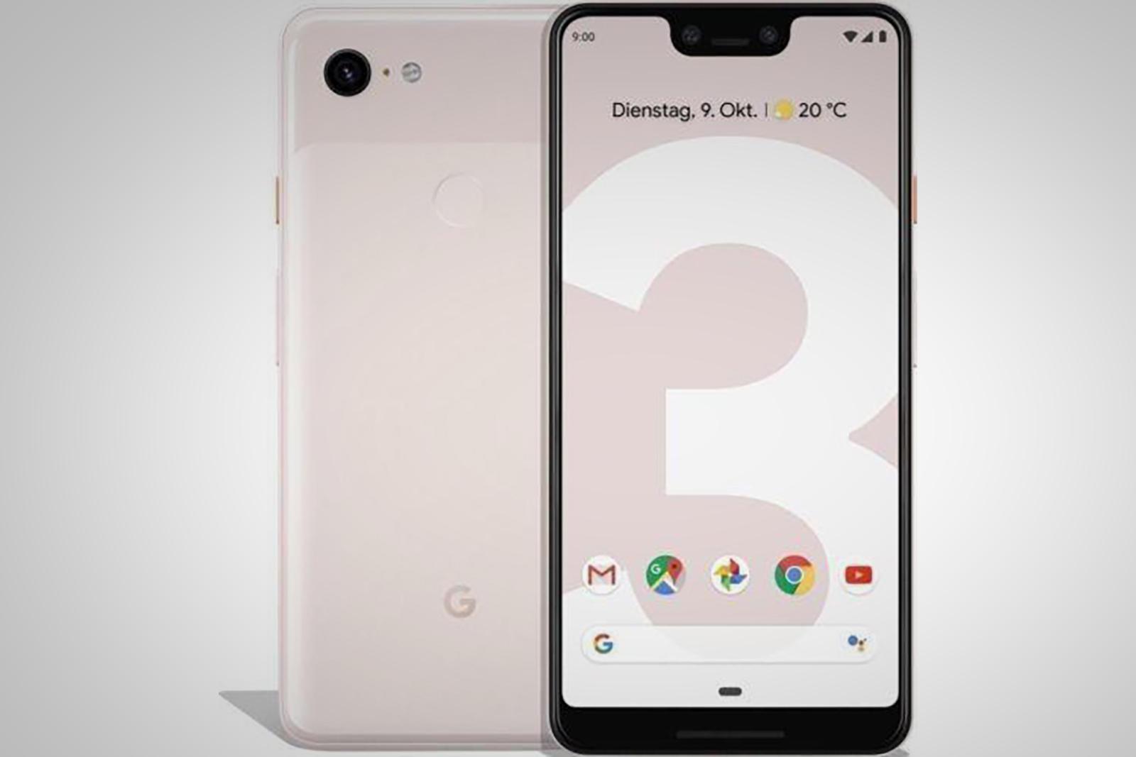 Google Pixel Telefon tolles 3a XL