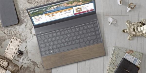 HP Laptop aus Holz kommt Herbst 2019 auf dem Markt envy serie aus holz
