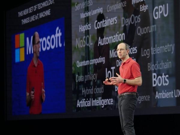 Hier ist alles, was Sie über Microsoft Build 2019 wissen sollten Scott Guthrie Build 2018
