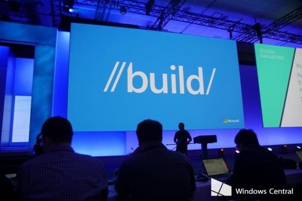 Hier ist alles, was Sie über Microsoft Build 2019 wissen sollten das build veranstalltung logo
