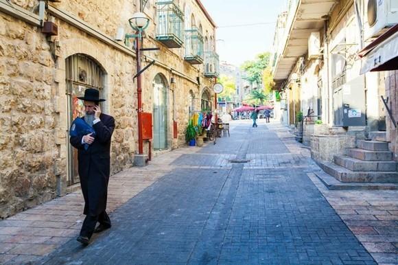 Israel Reisetipps Altstadt Straßen