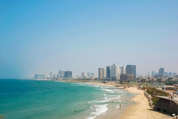 Israel Reisetipps Tel Aviv Strand